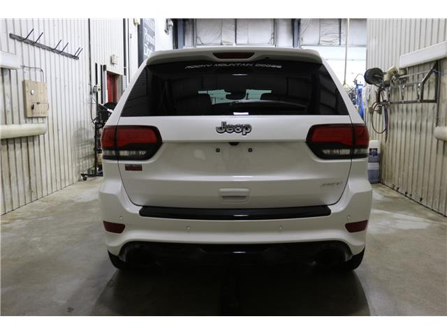 2017 Jeep Grand Cherokee SRT (Stk: KT064A) in Rocky Mountain House - Image 8 of 30