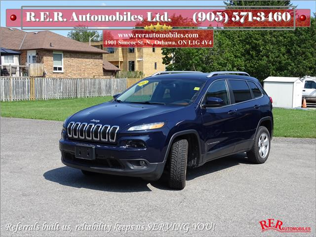 2015 Jeep Cherokee North (Stk: ) in Oshawa - Image 1 of 15