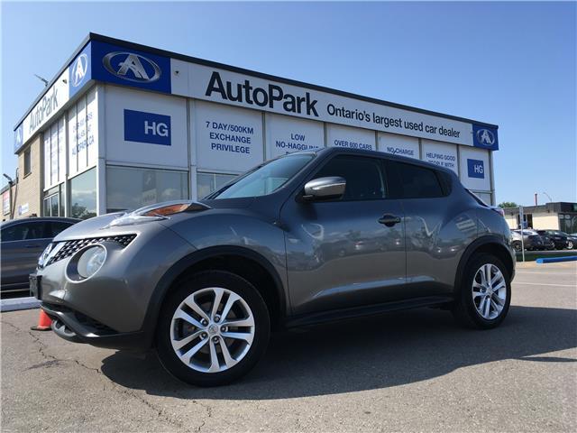 2016 Nissan Juke SV (Stk: 16-58039) in Brampton - Image 1 of 24