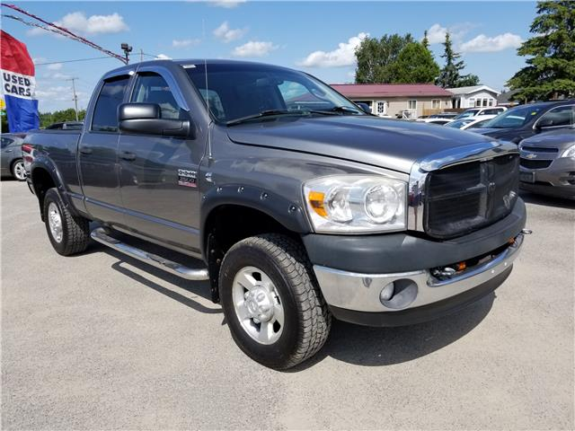 2007 Dodge Ram 2500 ST (Stk: ) in Kemptville - Image 1 of 17