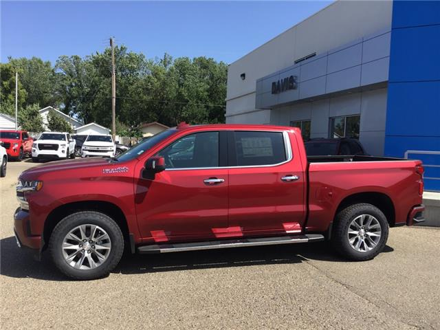 2019 Chevrolet Silverado 1500 High Country (Stk: 208015) in Brooks - Image 4 of 20