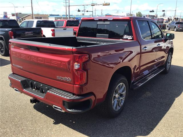 2019 Chevrolet Silverado 1500 High Country (Stk: 208015) in Brooks - Image 7 of 20