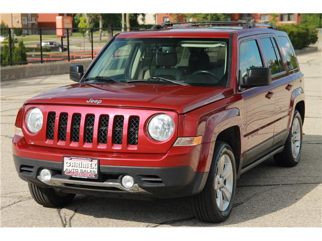 2015 Jeep Patriot Limited (Stk: 1907293) in Waterloo - Image 1 of 29