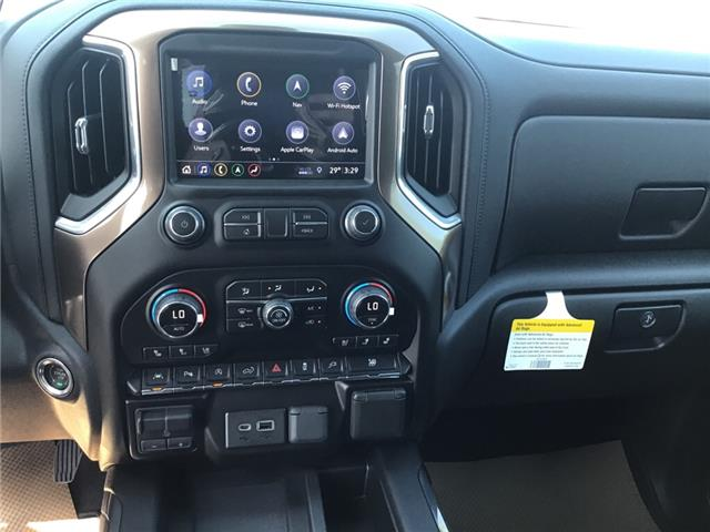 2019 Chevrolet Silverado 1500 High Country (Stk: 208015) in Brooks - Image 11 of 20