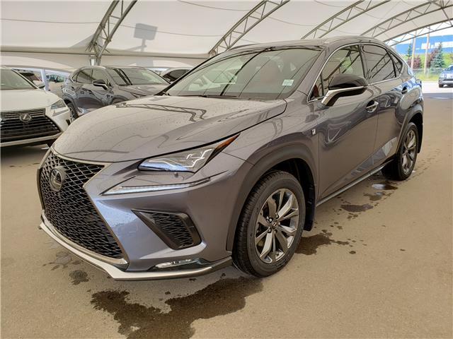 2020 Lexus NX 300 Base (Stk: L20027) in Calgary - Image 3 of 6
