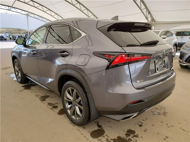 2020 Lexus NX 300 Base (Stk: L20027) in Calgary - Image 4 of 6