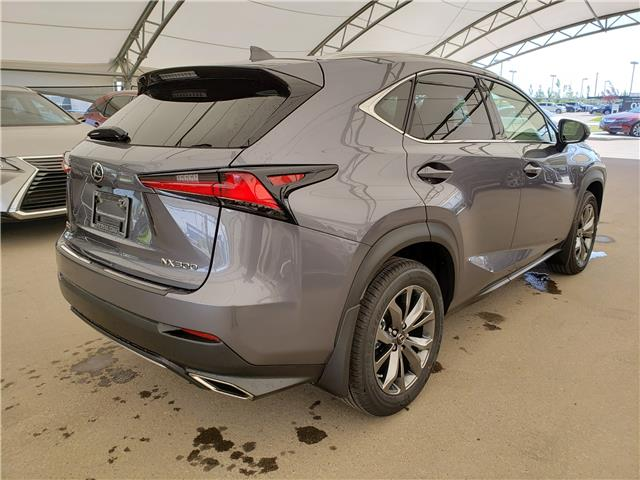 2020 Lexus NX 300 Base (Stk: L20027) in Calgary - Image 5 of 6