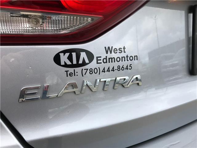 2017 Hyundai Elantra LE (Stk: 21668B) in Edmonton - Image 8 of 22