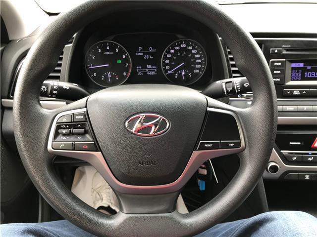 2017 Hyundai Elantra LE (Stk: 21668B) in Edmonton - Image 13 of 22