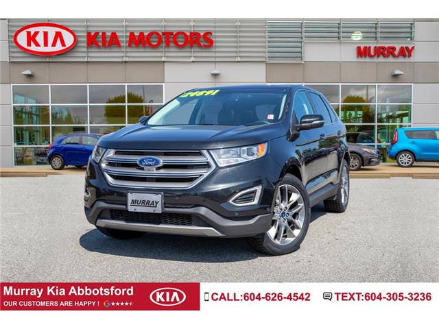 2015 Ford Edge Titanium (Stk: NV96346A) in Abbotsford - Image 1 of 26