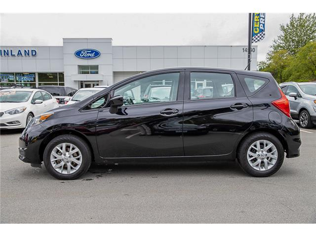 2018 Nissan Versa Note 1.6 S (Stk: P7135) in Vancouver - Image 4 of 27