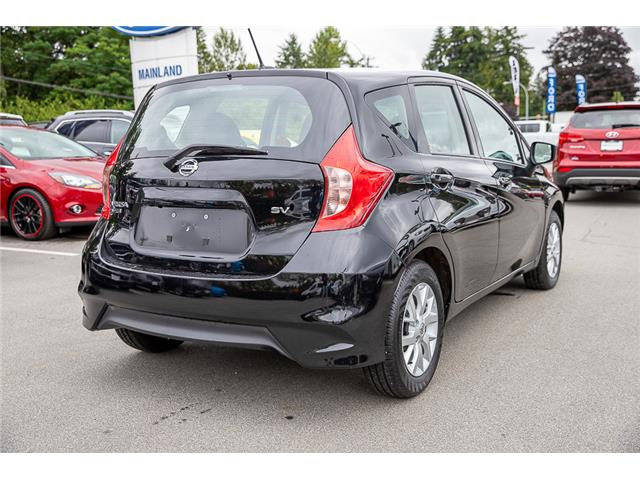 2018 Nissan Versa Note 1.6 S (Stk: P7135) in Vancouver - Image 7 of 27