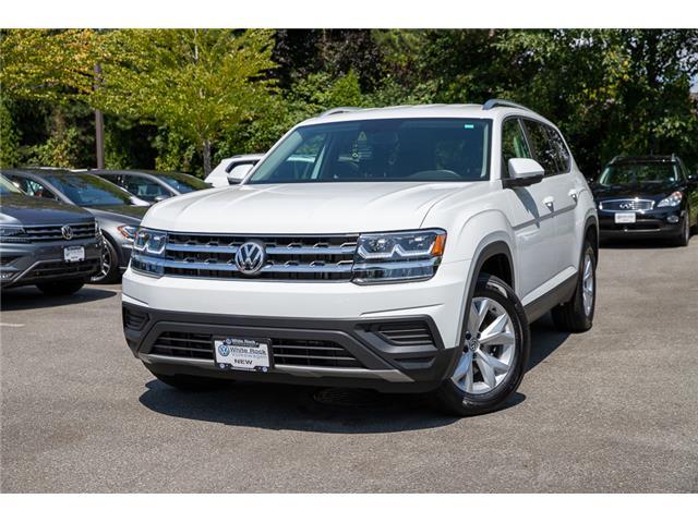 2019 Volkswagen Atlas 3.6 FSI Trendline (Stk: KA563996) in Vancouver - Image 3 of 29