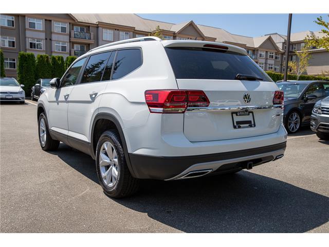 2019 Volkswagen Atlas 3.6 FSI Trendline (Stk: KA563996) in Vancouver - Image 5 of 29