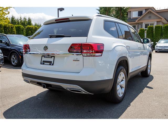 2019 Volkswagen Atlas 3.6 FSI Trendline (Stk: KA563996) in Vancouver - Image 7 of 29