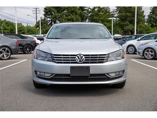2014 Volkswagen Passat 2.0 TDI Comfortline (Stk: KJ097220A) in Vancouver - Image 2 of 28