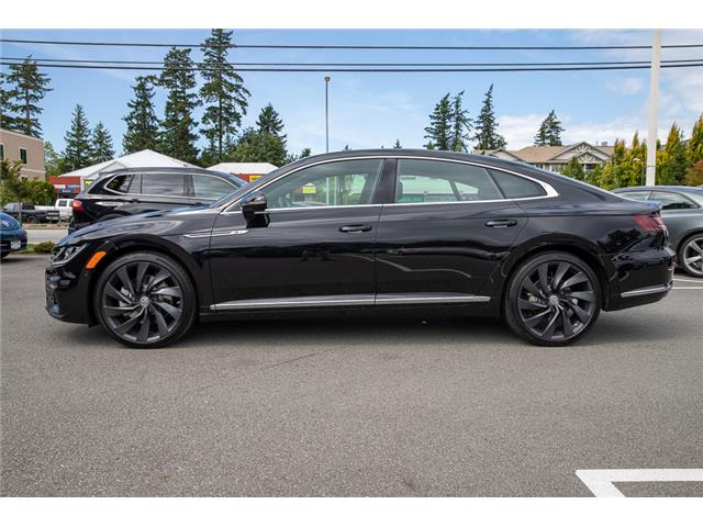 2019 Volkswagen Arteon 2.0 TSI (Stk: KE026264) in Vancouver - Image 4 of 29