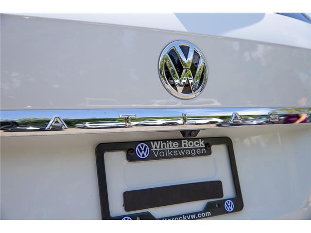 2019 Volkswagen Atlas 3.6 FSI Trendline (Stk: KA563996) in Vancouver - Image 10 of 29