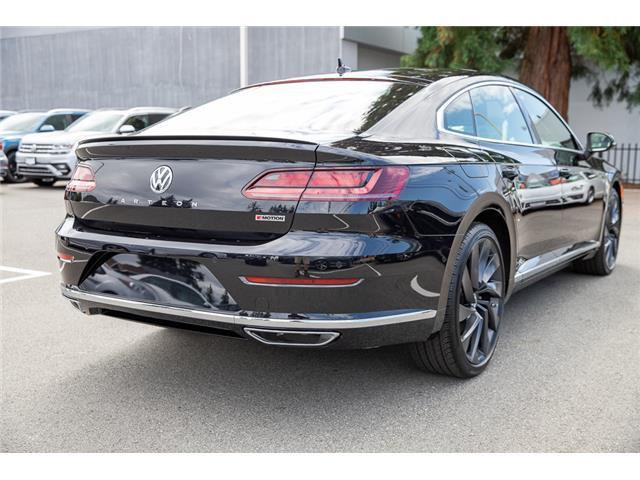 2019 Volkswagen Arteon 2.0 TSI (Stk: KE026264) in Vancouver - Image 7 of 29