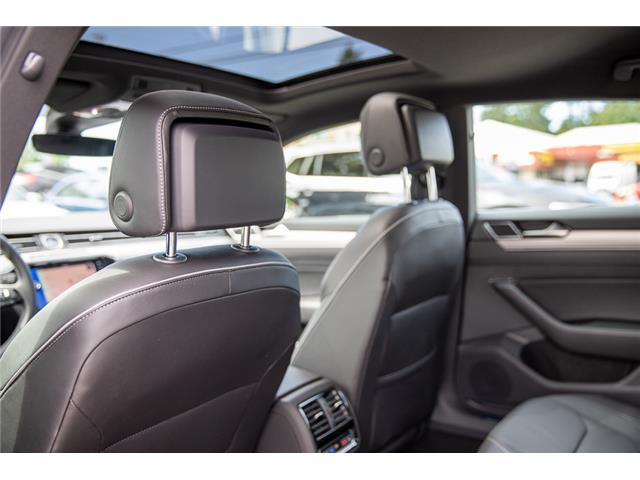 2019 Volkswagen Arteon 2.0 TSI (Stk: KE026264) in Vancouver - Image 14 of 29