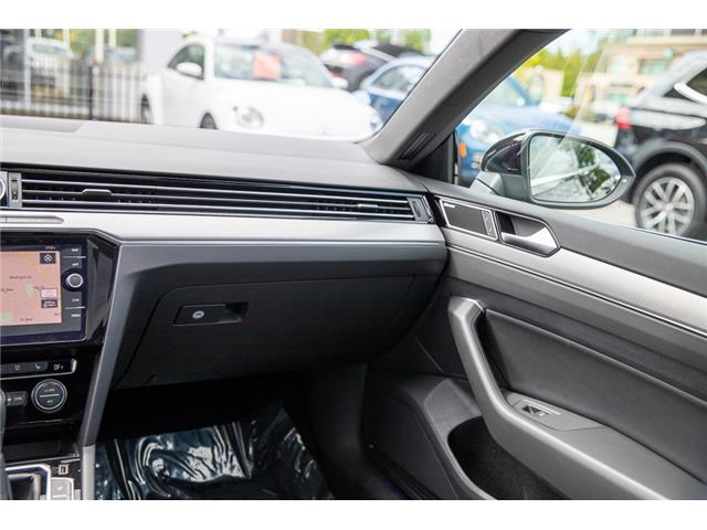 2019 Volkswagen Arteon 2.0 TSI (Stk: KE026264) in Vancouver - Image 18 of 29