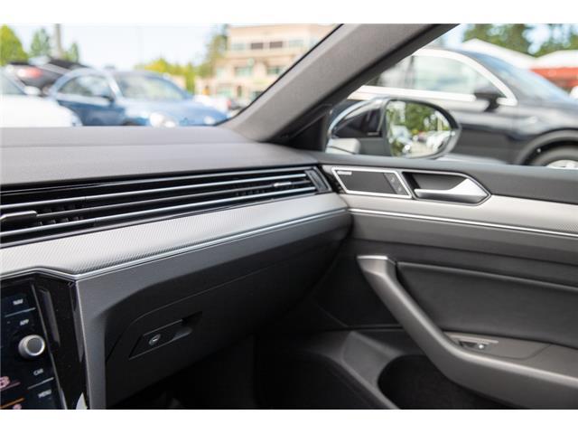 2019 Volkswagen Arteon 2.0 TSI (Stk: KE026264) in Vancouver - Image 27 of 29