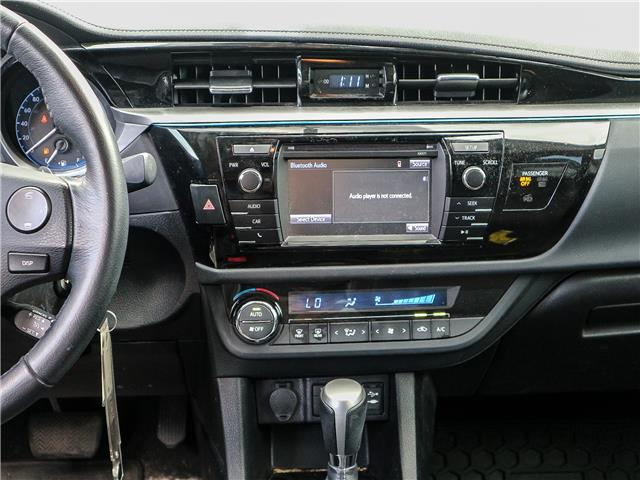 2016 Toyota Corolla  (Stk: 12227G) in Richmond Hill - Image 12 of 24