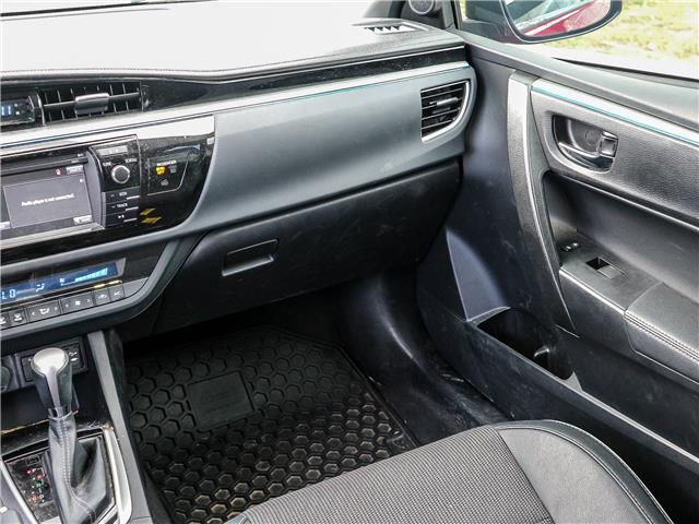 2016 Toyota Corolla  (Stk: 12227G) in Richmond Hill - Image 13 of 24