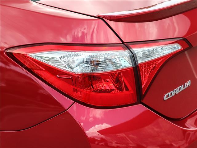 2016 Toyota Corolla  (Stk: 12227G) in Richmond Hill - Image 18 of 24