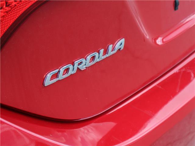 2016 Toyota Corolla  (Stk: 12227G) in Richmond Hill - Image 21 of 24