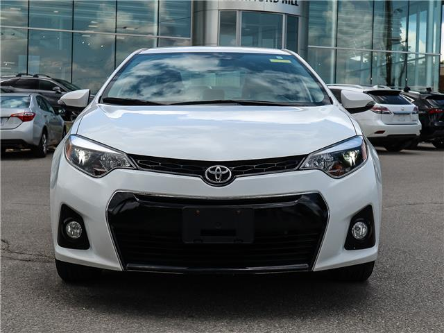 2015 Toyota Corolla S (Stk: 12278G) in Richmond Hill - Image 2 of 21
