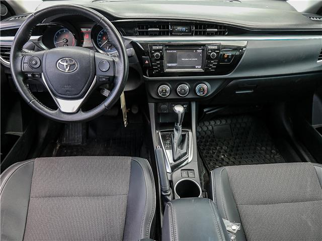 2015 Toyota Corolla S (Stk: 12278G) in Richmond Hill - Image 14 of 21