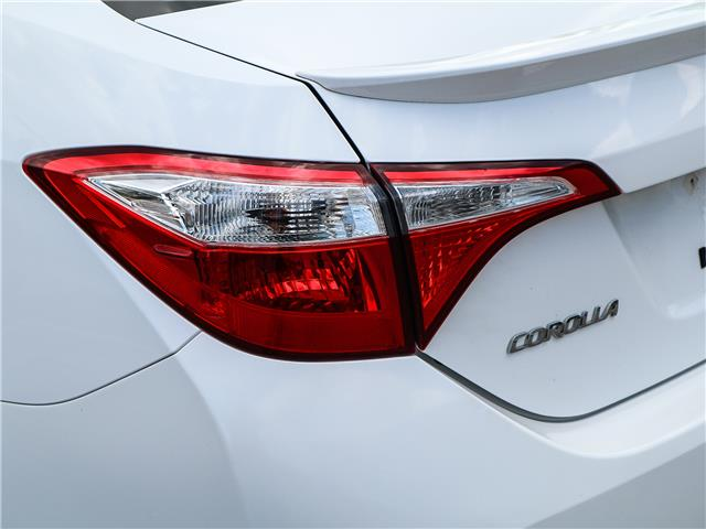 2015 Toyota Corolla S (Stk: 12278G) in Richmond Hill - Image 18 of 21