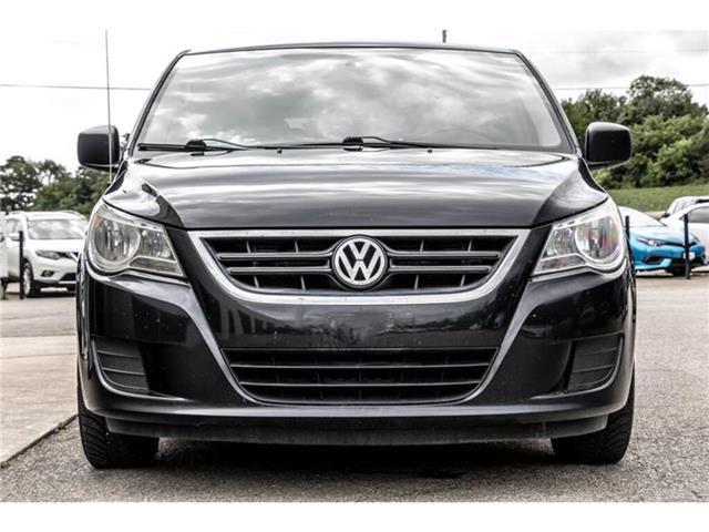 2011 Volkswagen Routan Trendline 6sp at (Stk: HU4632A) in Orangeville - Image 2 of 20