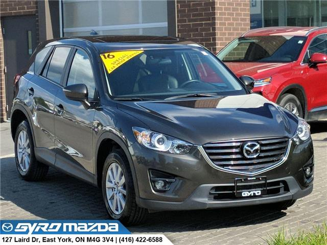 2016 Mazda CX-5 GS (Stk: 28642A) in East York - Image 1 of 30