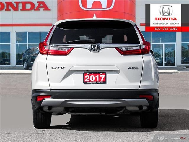 2017 Honda CR-V EX (Stk: 20017A) in Cambridge - Image 5 of 27