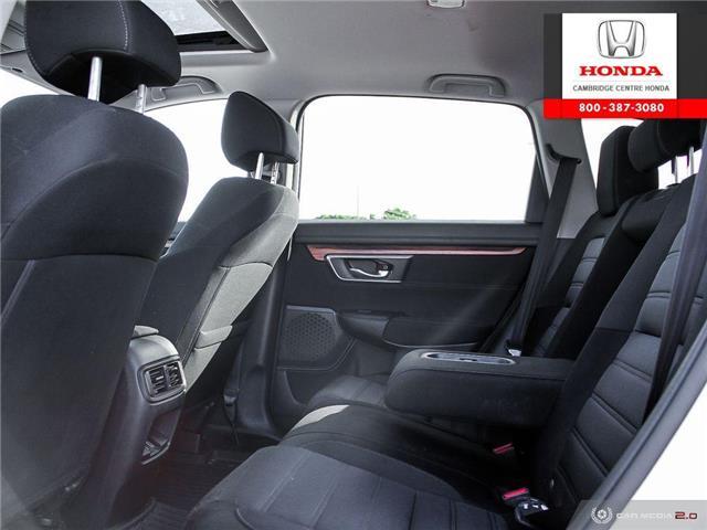 2017 Honda CR-V EX (Stk: 20017A) in Cambridge - Image 24 of 27