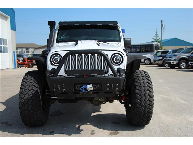 2012 Jeep Wrangler Unlimited 24V Call of Duty II (DISC) (Stk: P9183) in Headingley - Image 2 of 30