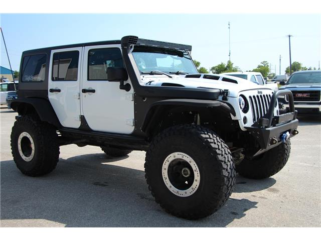 2012 Jeep Wrangler Unlimited 24V Call of Duty II (DISC) (Stk: P9183) in Headingley - Image 3 of 30