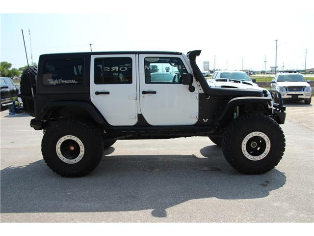 2012 Jeep Wrangler Unlimited 24V Call of Duty II (DISC) (Stk: P9183) in Headingley - Image 4 of 30