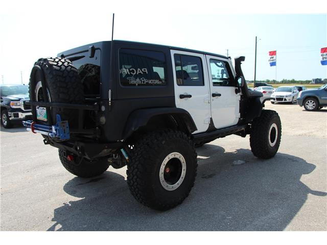 2012 Jeep Wrangler Unlimited 24V Call of Duty II (DISC) (Stk: P9183) in Headingley - Image 5 of 30