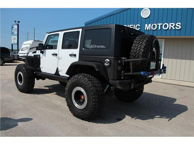 2012 Jeep Wrangler Unlimited 24V Call of Duty II (DISC) (Stk: P9183) in Headingley - Image 7 of 30