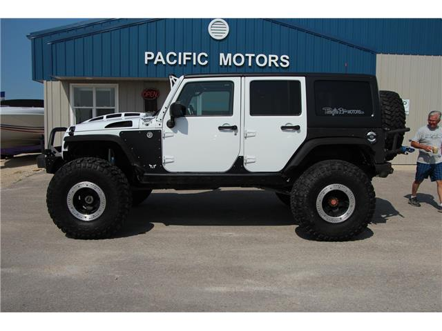 2012 Jeep Wrangler Unlimited 24V Call of Duty II (DISC) (Stk: P9183) in Headingley - Image 8 of 30