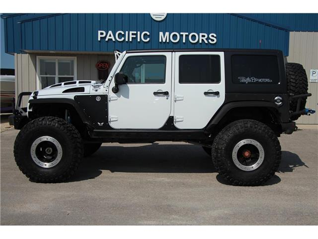 2012 Jeep Wrangler Unlimited 24V Call of Duty II (DISC) (Stk: P9183) in Headingley - Image 9 of 30