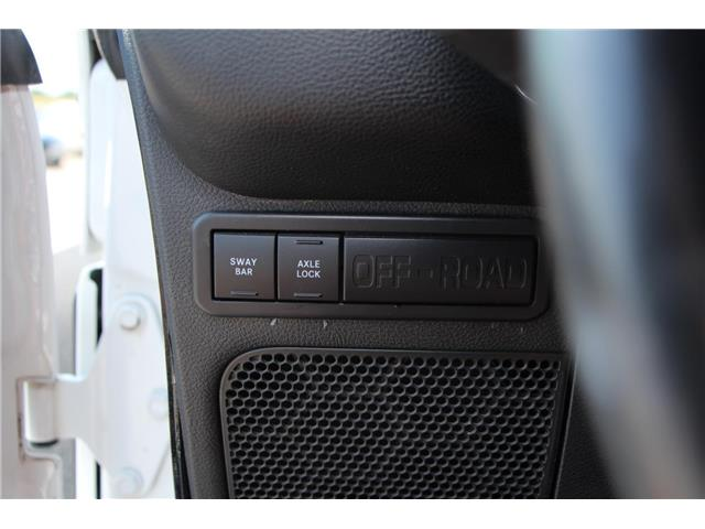 2012 Jeep Wrangler Unlimited 24V Call of Duty II (DISC) (Stk: P9183) in Headingley - Image 14 of 30