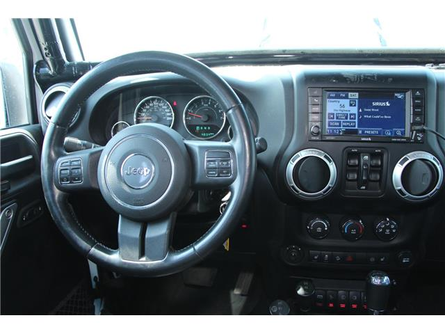 2012 Jeep Wrangler Unlimited 24V Call of Duty II (DISC) (Stk: P9183) in Headingley - Image 23 of 30
