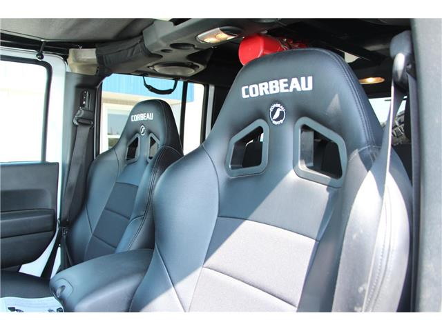 2012 Jeep Wrangler Unlimited 24V Call of Duty II (DISC) (Stk: P9183) in Headingley - Image 26 of 30