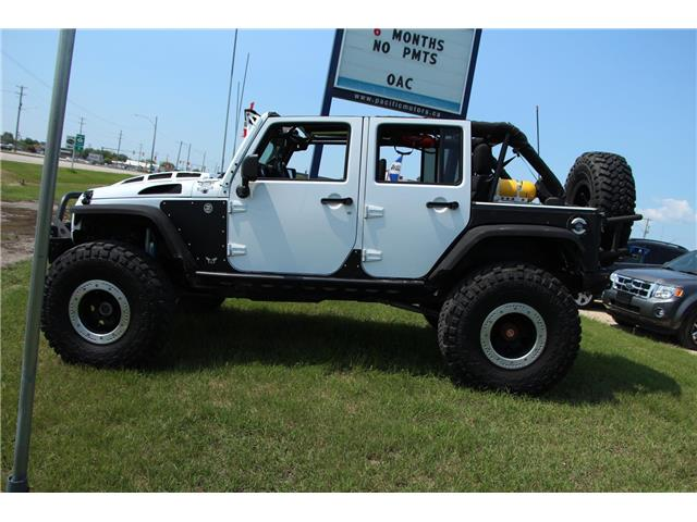 2012 Jeep Wrangler Unlimited 24V Call of Duty II (DISC) (Stk: P9183) in Headingley - Image 27 of 30