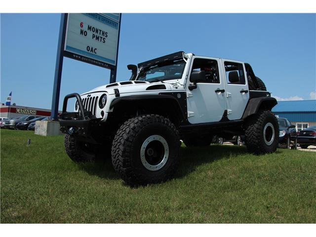 2012 Jeep Wrangler Unlimited 24V Call of Duty II (DISC) (Stk: P9183) in Headingley - Image 28 of 30