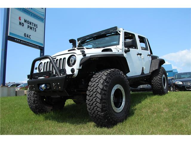 2012 Jeep Wrangler Unlimited 24V Call of Duty II (DISC) (Stk: P9183) in Headingley - Image 29 of 30